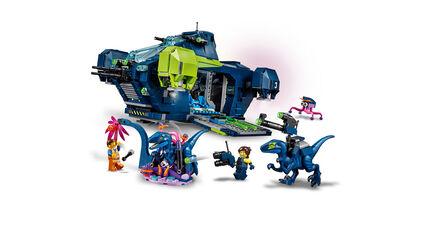 LEGO Movie 2 Reexplorer Rex (70,835)
