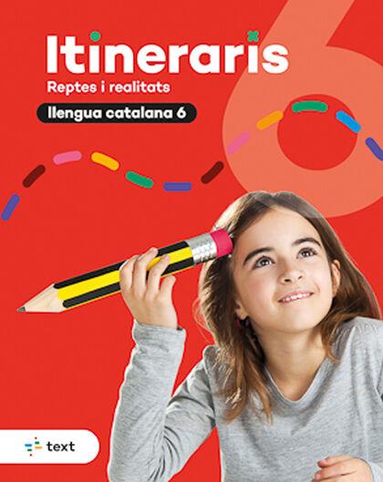 ITINERARIS LLENGUA 6 Text 9788441232952