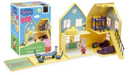 Casa de muñecas Peppa Pig Amigos y accesorios