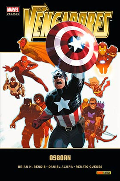 Los vengadores 4. Osborn