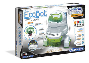 Joc científic Clementoni Ecobot