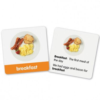 Photo Cards Vobabulary - Basic