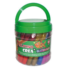 Alpino Crea Glitter Glue 50Gr