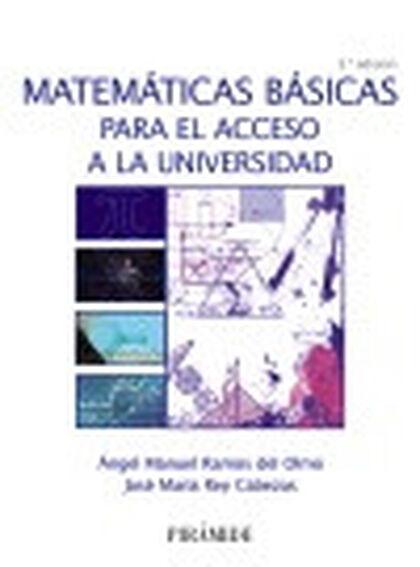 Matemáticas básicas para el acceso a la