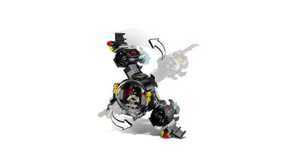 LEGO DC Super Heroes Submarino Batman (76116)