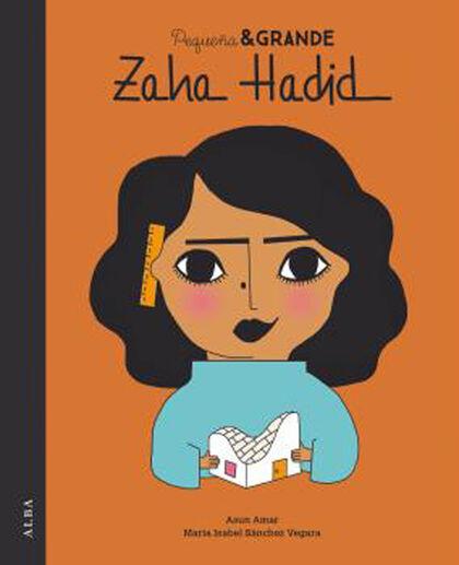 Pequeña y grande Zaha Hadid