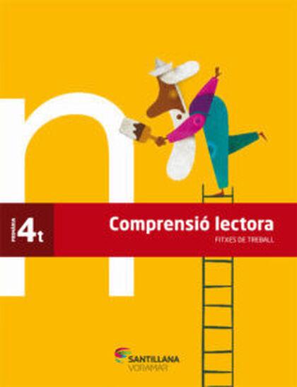 Fitxes Comprensió Lectora/13 PRIMÀRIA 4 Voramar Text 9788498078886