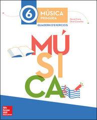 MÚSICA QUADERN 5e PRIMÀRIA McGraw-Hill Text 9788448192334