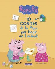 10 contes de la Pepa per llegir en 1 min
