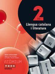 Català/Atòmium ESO 2 Text 9788441222991