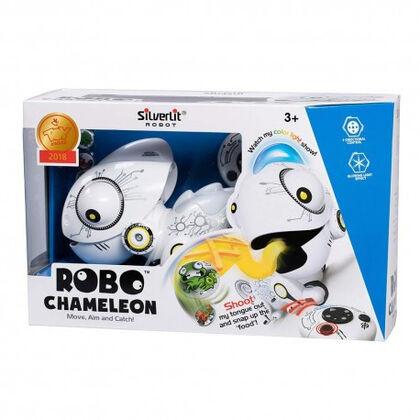 Robot Violetta Camaleón