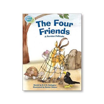 TA L28 THE FOUR FRIENDS Macmillan 9781420241358