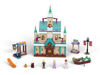LEGO Disney Princess Frozen 2: Villa del castillo de Arendelle (41167)