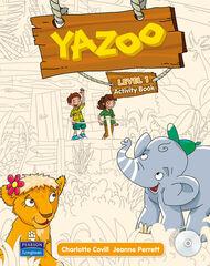 Yazoo/Activity+CDRom PRIMÀRIA 1 Pearson 9781408249796