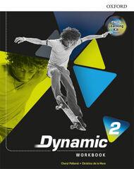 DYNAMIC 2 WB PK Oxford 9780194166904