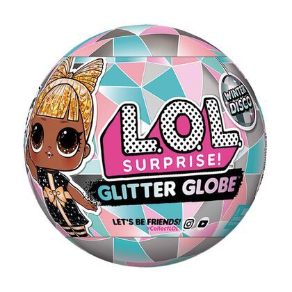Bola sorpresa Giochi Preziosi L.O.L. Surprais Winter Glitter Globe