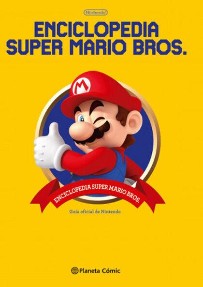 Enciclopedia Super Mario Bros 30ª Aniver