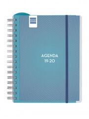 Agenda docente Finocam Magistral Personalizable 2019-20 A5 Catalán