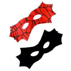 CapaReversiblemascaraSpiderMan/BatmanDe 4 a 6 años