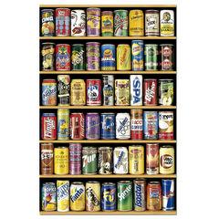 Puzzle Educa Miniature latas