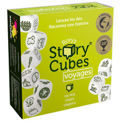 Story Cubes Dados Viajes Asmodee