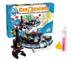 Juego científico Cefa Ciencicefa