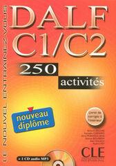 CLE DALF C1-C2/250 activités Cle 9782090352337