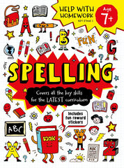 SPELLING (AGE 7+) 2n PRIMÀRIA Eng.Education Books 9781788101486