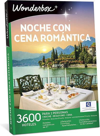 Noche Con Cena Romántica 2018
