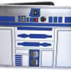 Billetera Star Wars R2 D2 Fashion