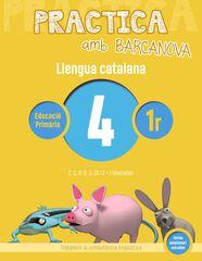PRACTICA LLENGUA 04 Barcanova Quaderns 9788448946593