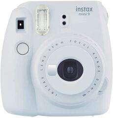 Cámara de fotos Instax Mini 9 Blanco