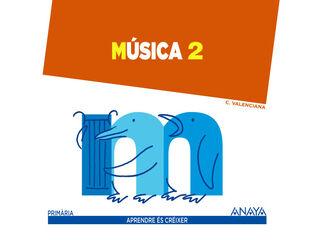 Música/15 PRIMÀRIA 2 Anaya Text 9788467876383
