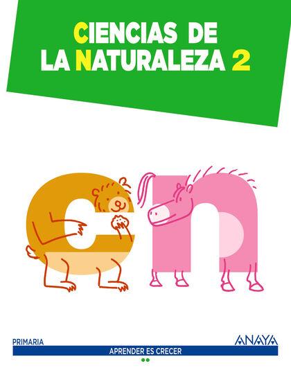 Naturaleza/15 PRIMÀRIA 2 Anaya Text 9788467874365