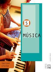 CAV E5 Música/Mosaic Casals 9788421834916