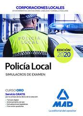 Policía Local. Simulacros De Examen