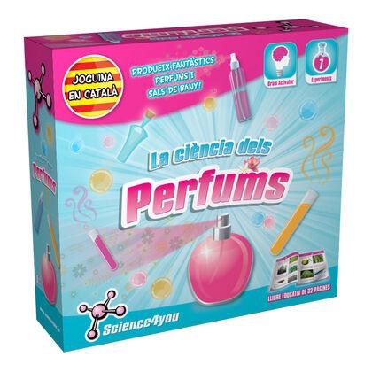 Juego de ciencia Science4You Ciencia de los perfumes