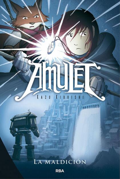Amulet 2. La maldición