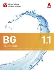 BIOLOGÍA Y GEOLOGÍA(3) BG 1º ESO Vicens Vives 9788468230375