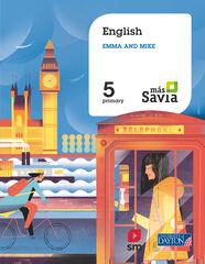 ENGLISH PLURILINGUAL SCHOOLS +SAV 5é PRIMÀRIA SM 9788417061951