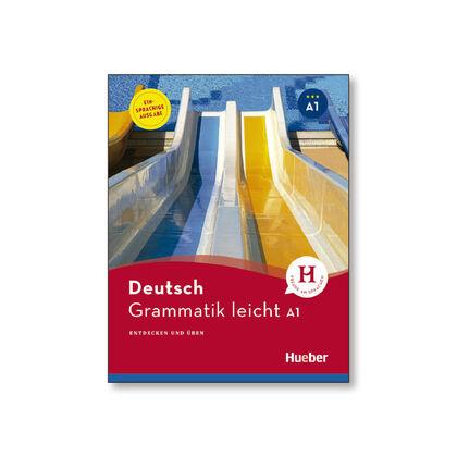 DT. GRAMMATIK LEICHT A1 (ALEM.) Hueber 9783190517213