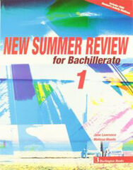 NEW SUMMER REVIEW 1º BACHILLERATO Burlington Quaderns 9789963478170