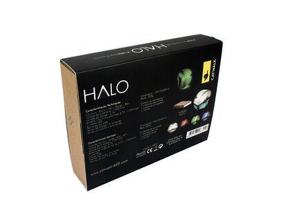 Luz de los sobremesa Catwalk Halo Diferentes colores