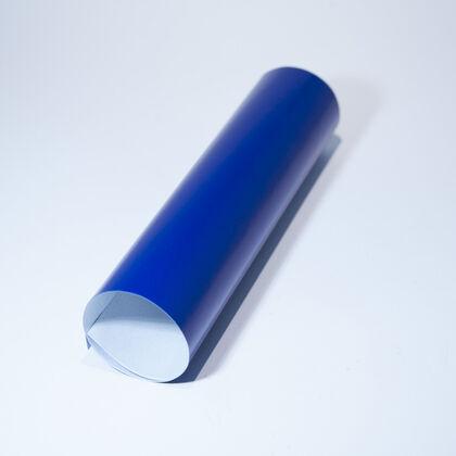 Papel charolInetaCorro Azul