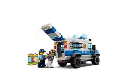 LEGO City Policía robo diamante (60209)
