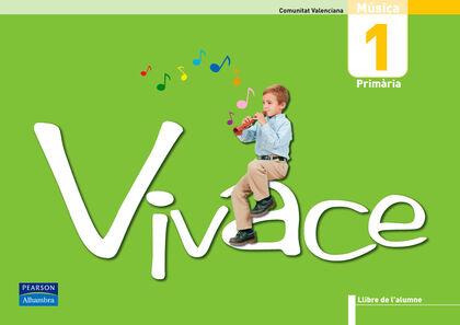 Vivace/Alumne PRIMÀRIA 1 Pearson 9788420546988
