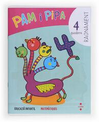 P4 RAONAMENT 4/PAM I PIPA Cruïlla 9788466131315