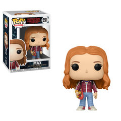 Funko POP! Stranger Things Max Skate