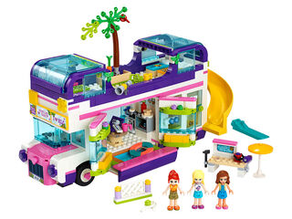 LEGO Friends  Bus de la Amistad (41395)