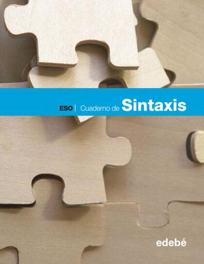 Sintaxis ESO 4 Edebé 9788468307374